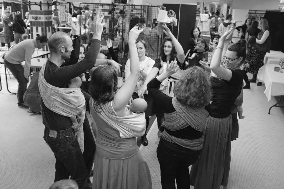 Atelier de Danse Parents Enfants
