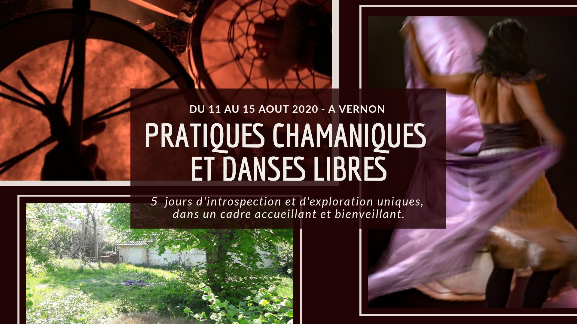 Chamanisme et Danses - Stage en Normandie