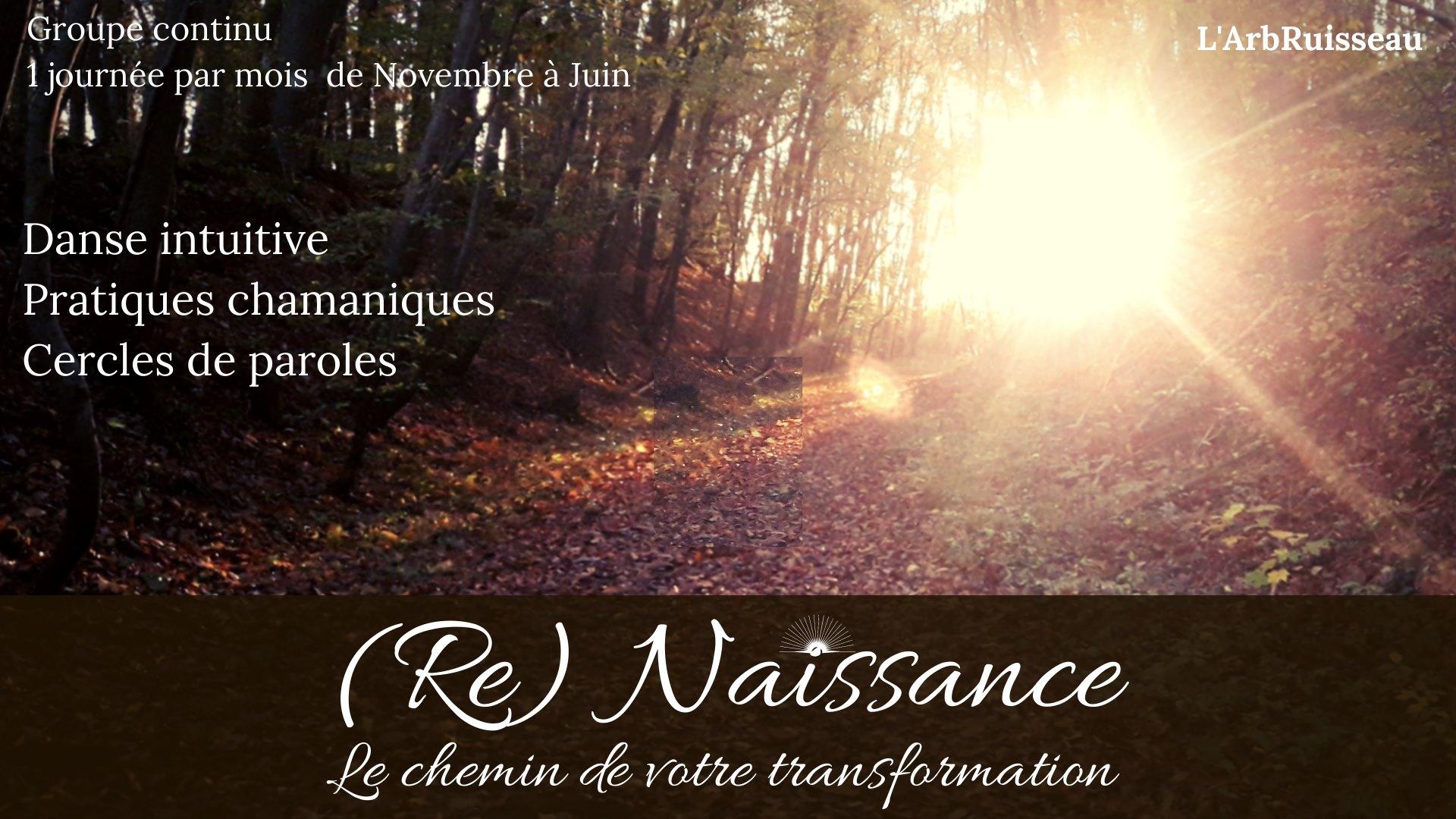 (Re) Naissance - Cycle de 9 séances